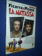cofanetto+DVD nuovo film La matassa (2009) FICARRA-PICONE