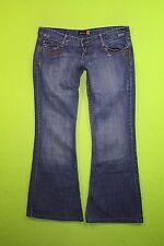 Stradivarius Jeans sz EUR 42 US Medium Juniors Womens Blue Jeans Denim FY08