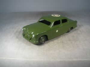 Dinky Toys Military Army 1949 FORD STAFF CAR #675 OUTSTANDING CONDITION