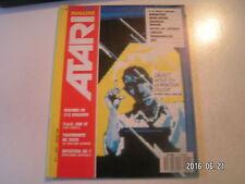 ** Atari magazine n°6 Créer un jeu en GFA Basic / Initiation au C
