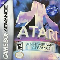 Atari Anniversary Advance - Nintendo Game Boy Advance
