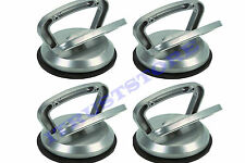 4 PC ALUMINUM SUCTION CUP LIFTER GLASS PANEL LIFTING DENT PULLER REMOVER SUCKER