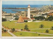 The Donkin Reserve & Kings Beach Port Elizabeth South Africa Postcard 328a ^