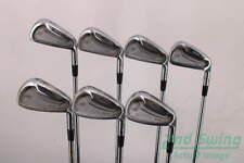 New listing Mizuno MX 23 Iron Set 4-PW Steel Stiff Right 38.25in