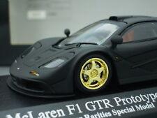 1/43 Minichamps McLAREN F1 GTR PROTOTYPE - SUPER RARITIES SPECIAL MODEL