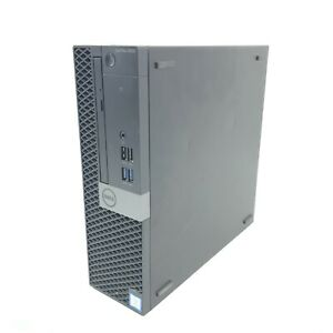 Dell OptiPlex 5050 SFF PC i7-7700 CPU @ 3.60GHz 8GB DDR4 1TB HDD
