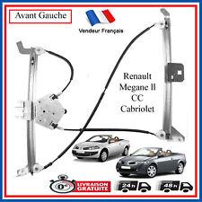 Leve Vitre Avant Gauche Renault Megane 2 CC CABRIOLET = 8201010930 8200403241
