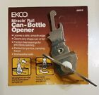EKCO MIRACLE ROLL MINI CAN BOTTLE OPENER CAMPING SURVIVAL KIT NEW OLD STOCK