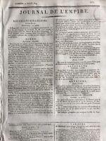 Corfou 1809 Îles Ioniennes Grèce Guerre d'Espagne Talavera de la Reina