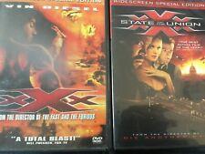 xXx (Dvd)- Vin Diesel & xXx: State Of The Union (Special Edit. Dvd)-Willem Dafoe