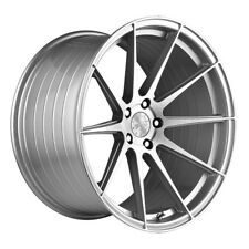 """19"""" VERTINI RF1.3 SILVER CONCAVE WHEELS RIMS FITS INFINITI G37 G37S COUPE"""