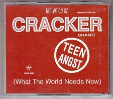 Cracker - Teen Angst (What The World Needs Now) - Rare Promo CD Single -2 Tracks