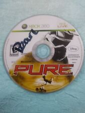 Pure (Microsoft Xbox 360, 2008) GAME DISC ONLY