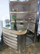 Mobile bar vintage design anni '70 Willy Rizzo