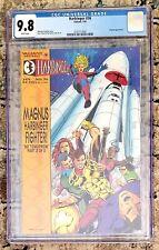 HARBINGER #36 (1/95) ~ CGC 9.8 ~ WP ~ MAGNUS APPEARANCE ~ Valiant Comics