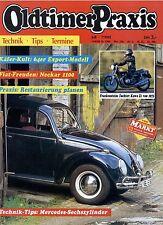 1 Oldtimer Praxis 1992 7/92 NSU Fiat Neckar Kawasaki Z1 VW Käfer 1964 DKW Munga