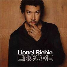 Encore [Bonus Tracks] by Lionel Richie (CD, Nov-2002, Universal International)