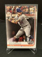 2019 Topps Update Series PETE ALONSO Rookie RC - METS