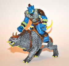 Orc & Warg Action Figures