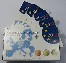Deutschland KMS - 2010 in PP  - ADFGJ