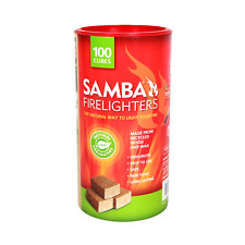 Samba Natural Firelighters - 100 Pack