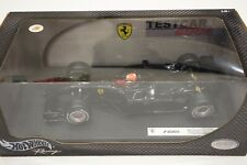 Michael Schumacher 1/18 Ferrari F2001 Limitied Edition Black Test Car 33 of 150