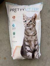 NEW Pretty Litter 6lb Ultra Premium Kitty Cat Litter, in Easy to Open Bag