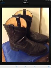 Ariat Heritage Roper mens leather roper cowboy boots 10 EE/43W