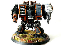A26  WARHAMMER 40K SPACE MARINES ARMY - VENERABLE DREADNOUGHT  PAINTED