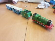 Tomy Trackmaster Henry & Tender Thomas Tank Engine & Friends Motorised Train