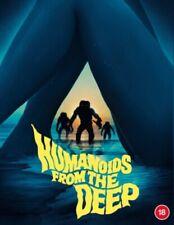Humanoids From The Deep Blu Ray Region B Inc Registered Post