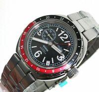 Vostok amphibian Neptune 960762 military Russian diver watches. Brand New.