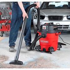 Craftsman Shop Vacuum Cleaner Wet Dry Blower Industrial Commercial Vac Vaccum