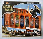 HEX BUG TONY HAWK CIRCUIT BOARDS BIRDHOUSE SKATEBOARD DECKS 6 PACK - MIB