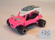 MAJORETTE 1/55 Nº 232 DUNE BUGGY Pink Ice Cream #775