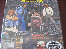THE WHO WHO ARE YOU CLASSIC RECORDS OUT OF PRINT Audiophile Sealed 200 GRAM LP