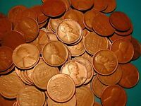 LINCOLN WHEAT CENT PENNY ROLL mixed twenties, ALL MINTMARKED!! D&S MINTS ONLY!