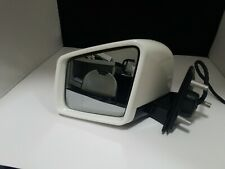 #90 WHITE LEFT DRIVER SIDE MIRROR FOR MERCEDES ML CLASS GL CLASS 2011 2012