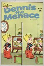 Dennis the Menace #133 July 1974 FN