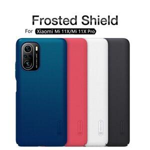 NILLKIN For Xiaomi Mi 11X Pro 11 Pro Lite Ultra Frosted Shield Back Case Case