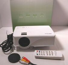 ABDTECH  LED Projector for Home Cinema or Movie