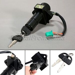 For Suzuki GS1100 1982 GS 1000 1100 450 550 650 750 850 Lgnition Switch With Key