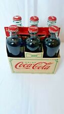 Coca-Cola Circa 1899 Limited Edition 6 Pack Bottles - 9.3fl. Oz. - New Old Stock