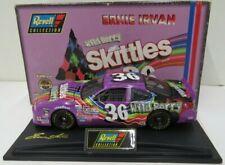 1998 Ernie Irvan #36 Skittles Pontiac w/Case 1:24 Diecast NASCAR in Box RARE