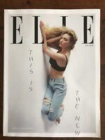 ELLE UK - July 2018 Magazine - Amanda Seyfried Subscriber Cover & Interview