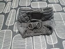 Puppy Dog Coat Harnesses XS Grey Quilted