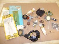 One Rare Clairex Photomod CLM4005 + lot of  Photocell items !! photo cell  nsl