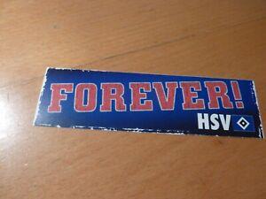 HSV  Aufkleber     FOREVER