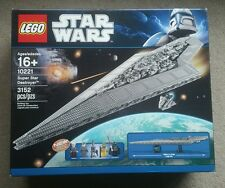 LEGO Star Wars UCS 10221 - Super Star Destroyer Brand New International Shipping