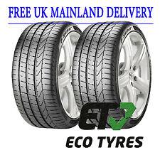 2X Tyres 245 45 R19 102Y XL Pirelli PZero E B 71dB